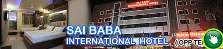 Hotel Sai Baba International Shirdi